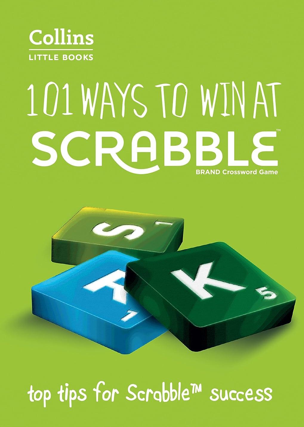 任命する特別に懲らしめ101 Ways to Win at Scrabble: Top tips for Scrabble success (Collins Little Books) (English Edition)
