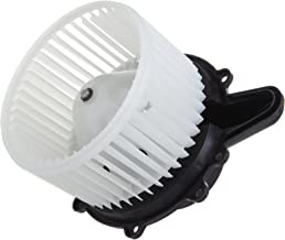 TUPARTS AC Conditioning Heater Blower Motor With Fan HVAC Motors Fit For Ford Expedition/F-150/ F-150 Heritage/F-250, 2002-2003 Lincoln Blackwood, 1998-2002 Lincoln Navigator