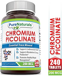 chromium picolinate 500 mcg side effects