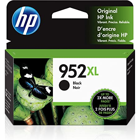 HP 952XL | Ink Cartridge | Black | F6U19AN