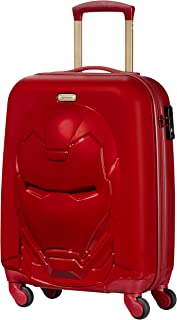 Disney Ultimate 2.0 - Equipaje de Mano, 55 cm, 35.5 l, Rojo (Iron Man Red)