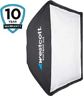 Westcott 2x3' Softbox with Silver Interior