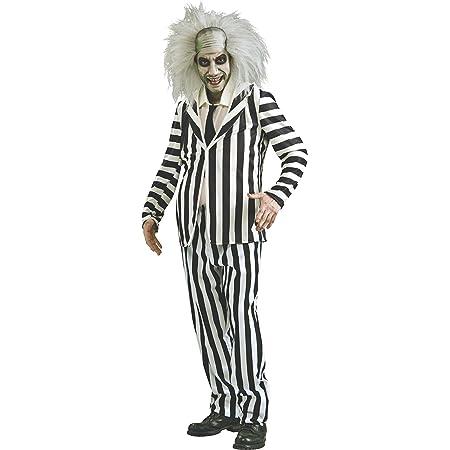 Halloween Costume Mens Adult Costume Beetlejuice