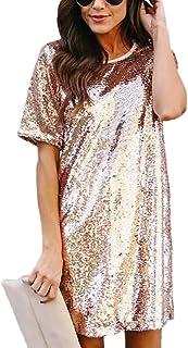 0a611ec74 Amazon.es: vestido lentejuelas