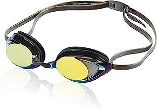 Speedo Vanquisher 2.0 gespiegelde zwembril, Panorama, anti-verblinding, anti-condens, uv-bescherming