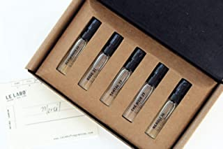 Le Labo Discovery Set Santal 33, Rose 31, Bergamote 22, Another 13 & The Noir 29 - .05 oz. Each