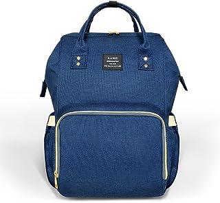 LiliChan bebé pañal bolso mochila de diseño de moda con