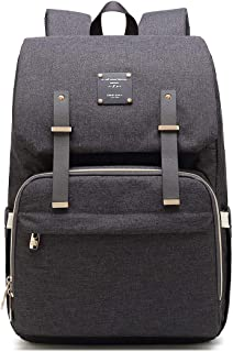 Bebamour Large Capacity Backpack Casual Travel Daypacks and Light Weight Backpack