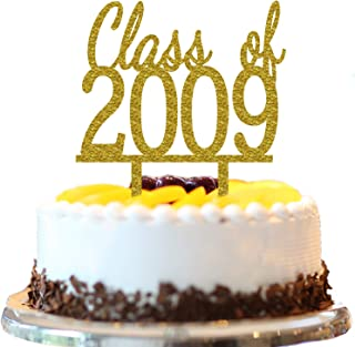 10 Year Reunion Cake Topper  2009 Class Reunion Cake Topper  Class of 2009 Cake Topper  Class Reunion Cake Decorations 2009  Class Reunion Party Supplies 2009