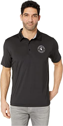 Michigan State Spartans Solid Polo