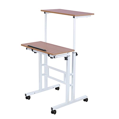Standing Height Work Table: Amazon com