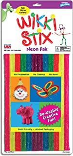 Best Wikki Stix Neon Colors, Wax Sticks, 48 Per Pack Review