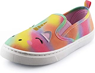 JELLY BEANS Girls Slip On Casual Shoes Sneaker Unicorn