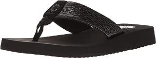 black yellow box sandals