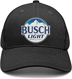 Unisex Busch-Light-Beer-Sign- Personalized Cap Sun Hats