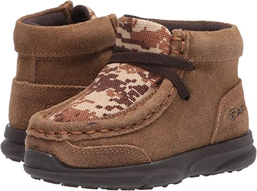 Medium Brown/Camo