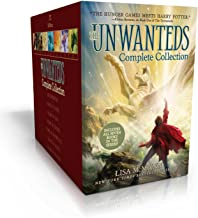 The Unwanteds Complete Collection: The Unwanteds; Island of Silence; Island of Fire; Island of Legends; Island of Shipwrec...