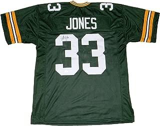 aaron jones packers jersey