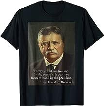 Theodore 'Teddy' Roosevelt Meme T-Shirt | Anti Trump Tee