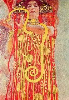 $50-$2000 Hand Painted by College Teachers - 24 Famous Klimt Paintings - University of Vienna Ceiling Paintings Gustav Klimt - Art Oil Painting on Canvas -Size01