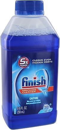 Finish Dishwasher Cleaner Liquid 8.45 oz (250 ml)
