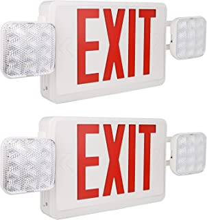 Best exit sign red Reviews