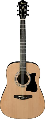 Ibanez V50NJP-NT Jampack pack guitare acoustique avec kit d'accessoires, Naturel