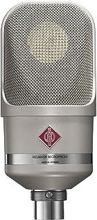 Neumann TLM107NI - Tlm-107 ni micrófono multipatrón de condensador niquel