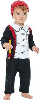 Warner Bros. Harry Potter Baby Boys' Zip-Up Costume Coverall & Hat Set
