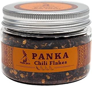 Peruvian Panka Chili Flakes - Paqu Jaya 1.23oz - Non-GMO, Gluten-Free, Vegan   Bold and Smokey Heat Pairs Well with Meats   Used Globally by Top Chefs!