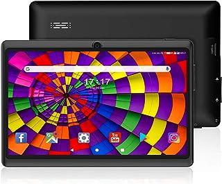 Tablet 7 Pollici 16GB Espandibile fino a 128GB, ZONKO Tablet Processore Quad-Core Android 10.0, RAM, WiFi,Bluetooth,1024 *...