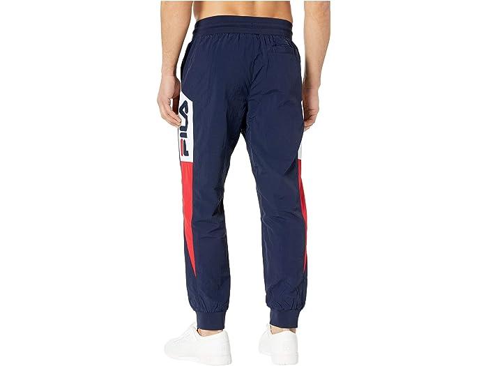 Fila Kilo Windpants White/peaco/chinese Red Pants
