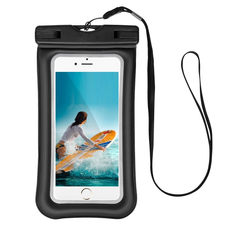 Universal Waterproof Case Compatible Huawei Y9 (2019) Enjoy 9 Plus 6.5