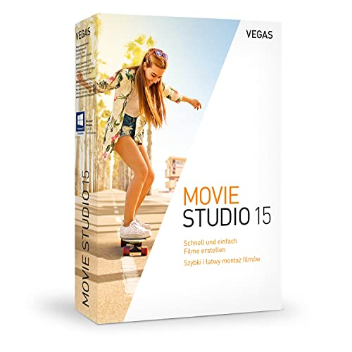 VEGAS Movie Studio 15 [Download]