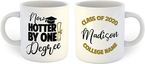 Hotter By One Degree Graduation Coffee Mug