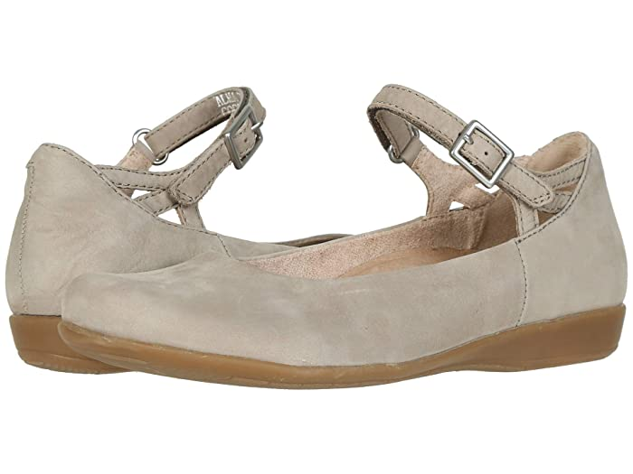 Earth  Alma (Coco Soft Buck) Womens Flat Shoes