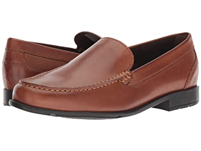 Rockport Classic Loafer Lite Venetian (Cognac) Men