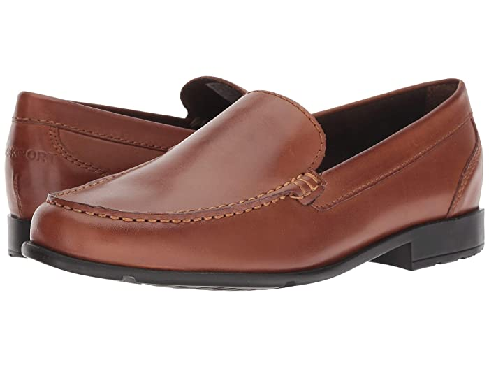 Rockport  Classic Loafer Lite Venetian (Cognac) Mens Slip on  Shoes