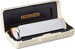 Hohner Marine Band Harmonica, Key of Bb