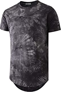 Sponsored Ad - WEMELY Men Tie-dye Style T-Shirts Hip Hop Tops