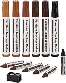 Furniture Repair Kit Wood Markers - Set Of 13 - Markers...