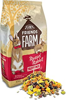 Supreme Original Russel Rabbit Food Nutritious Balanced Pet Tasty Meal 2Lbs