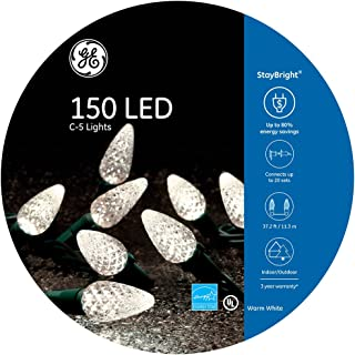 Best ge 150 led miniature lights staybright Reviews