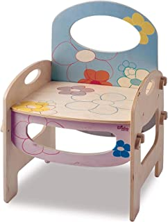 assortie /à/  lensemble de mobilier Bambino Naturel//bleu Chaise enfant Bambino Geuther