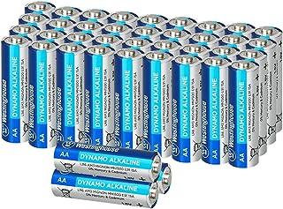 安くて良いWestinghouse Dynamoアルカリ電池AAA、AA、C、D、9 V、AAA + AA AA買う