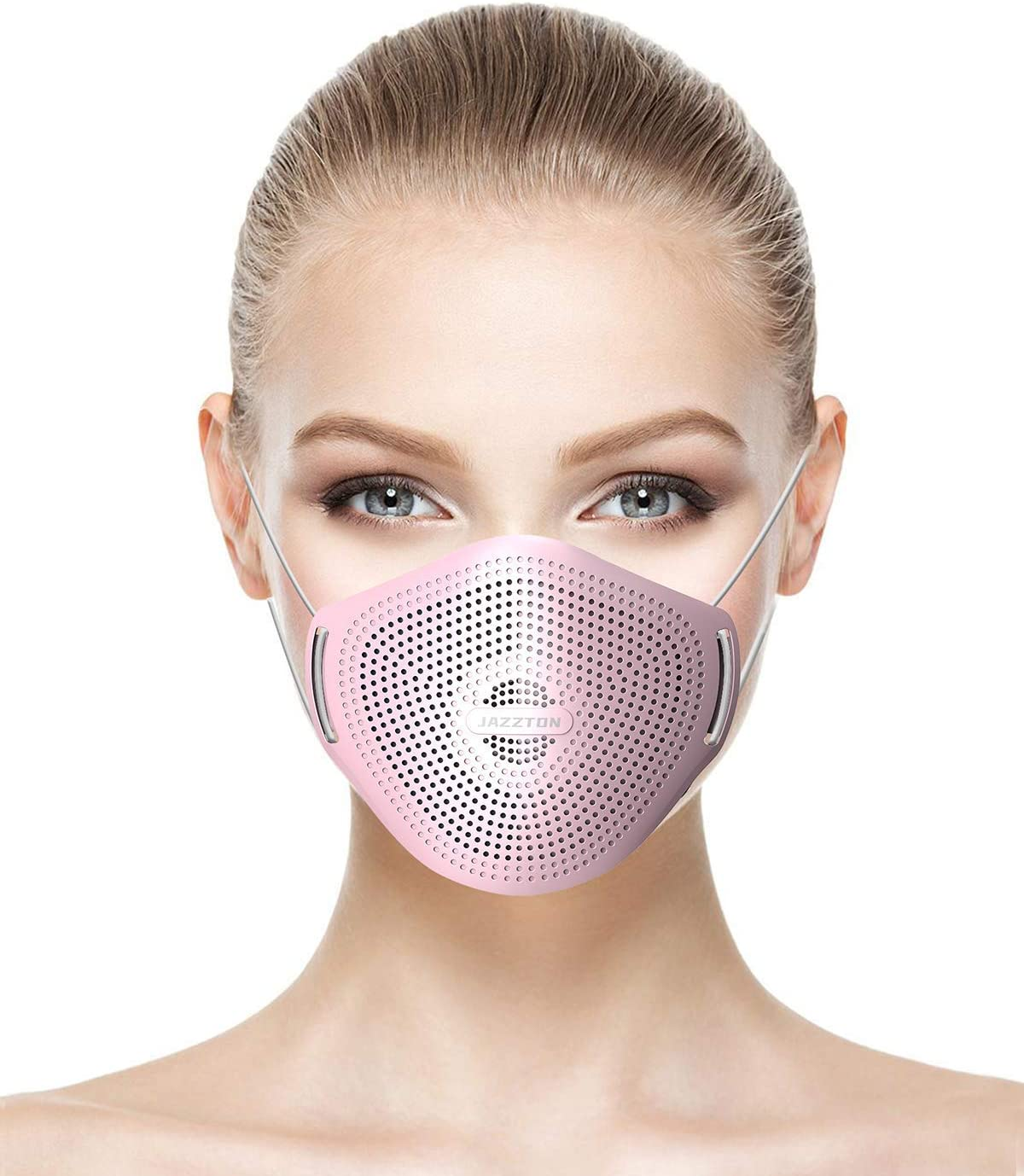 KKPOT Reusable Dust Half Cash special price Respirator Replaceable 5-Ply with Filte Detroit Mall