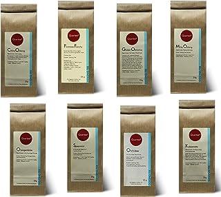 Probierset Oolong Tee Quertee Nr. 6 - 8 x 25g Oolong Tee - Geschenkset