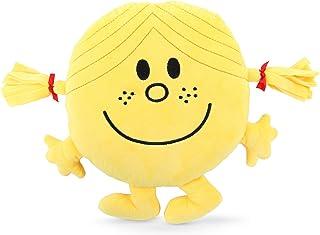 Mr Men Little Miss 1208 Little Miss Sunshine Heatable Plush Toy, Yellow