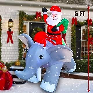 Best elephant xmas decorations Reviews