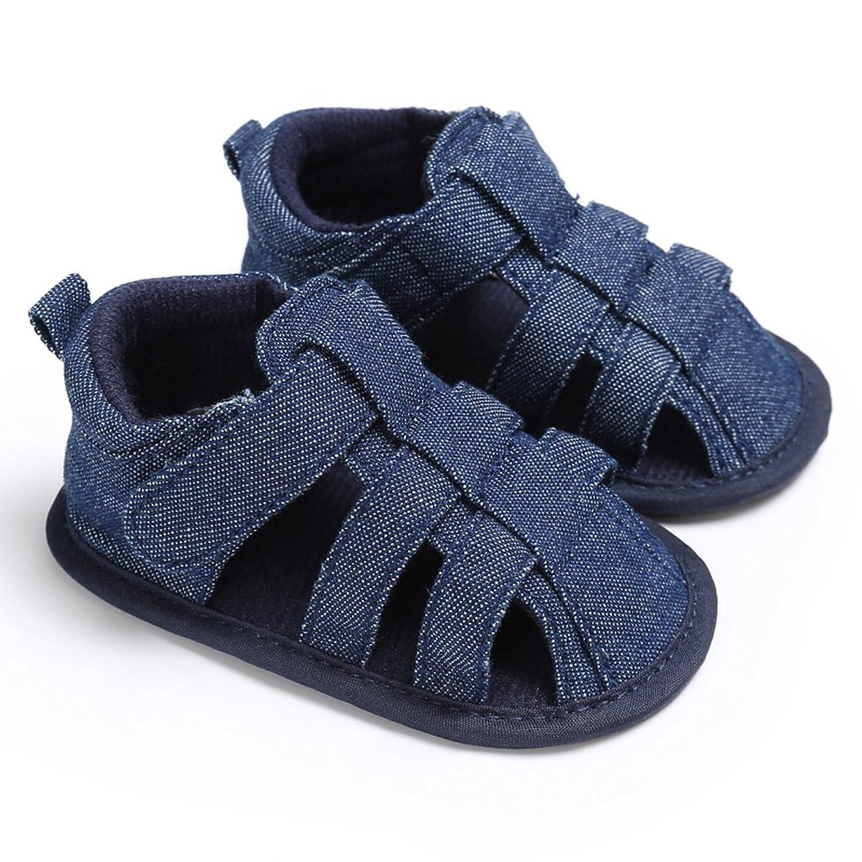 [トクオン] ベビーサンダル ファーストシューズ 赤ちゃん靴 男女兼用 シンプル 履き心地いい 出産お祝いプレゼント